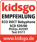 Philips Avent SCD 535 - Kidsgo Testurteil