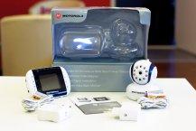 Motorola MBP 33 Babyphone Lieferumfang