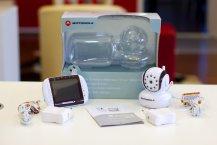 Motorola MBP 36 Babyphone Lieferumfang